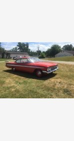 1961 Chevrolet Impala for sale 100997608