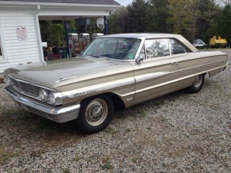1964 Ford Galaxie Classics For Sale Classics On Autotrader