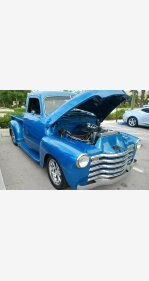 1950 Chevrolet 3100 for sale 100997663