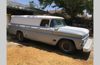 1961 Chevrolet Custom for sale 100997787