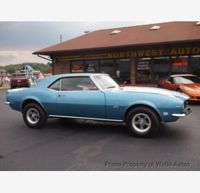 1968 Chevrolet Camaro for sale 100998177
