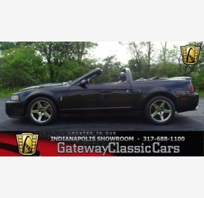 2004 Ford Mustang Cobra Convertible for sale 100999151