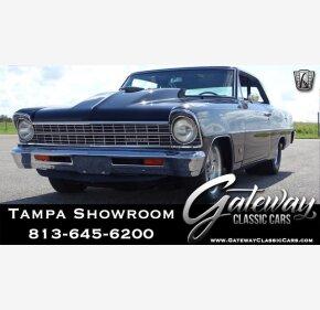 1967 Chevrolet Nova for sale 100999153
