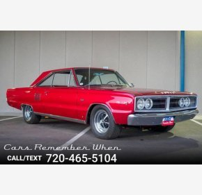 1966 Dodge Coronet for sale 100999343