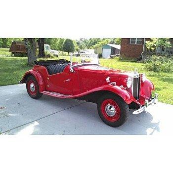 1951 MG MG-TD for sale 100999508