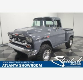 1959 Chevrolet 3100 for sale 101000069