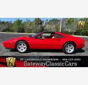 1986 Ferrari 328 GTS for sale 101000091