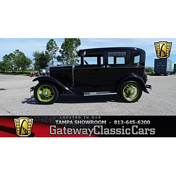 1930 Ford Model A for sale 101000104
