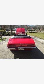 1968 Pontiac Firebird for sale 101000263