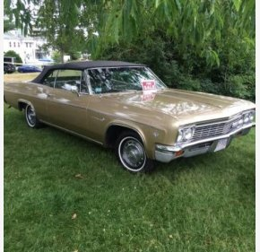 1966 Chevrolet Impala for sale 101000345
