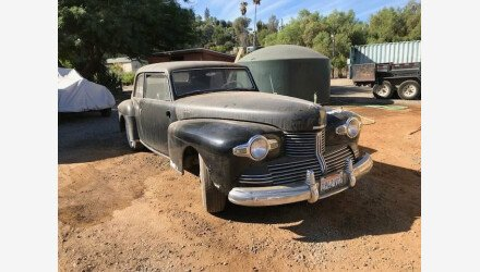 1942 Lincoln Continental for sale 101000545