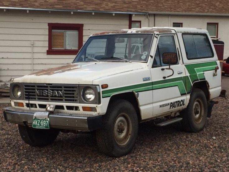 1980 Nissan Patrol for sale near Denver, Colorado 80231 - Classics