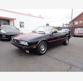 1986 Maserati Spyder for sale 101000771
