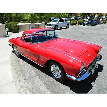 1962 Chevrolet Corvette for sale 101001007