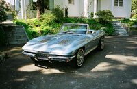 1963 Chevrolet Corvette Convertible for sale 101001016