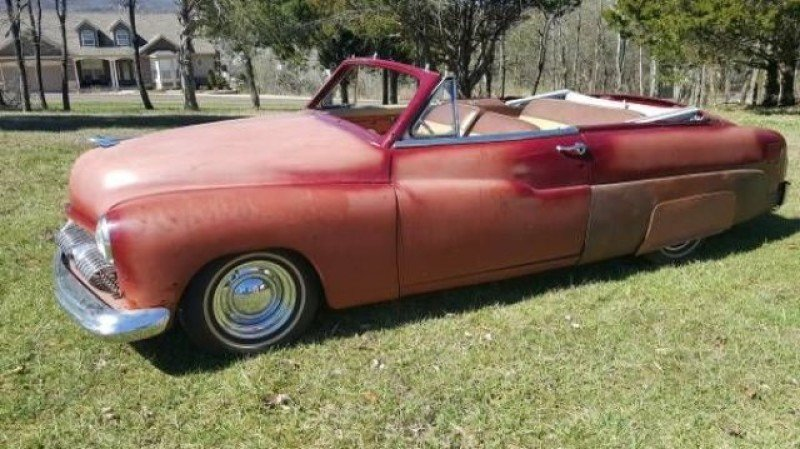 1951 Mercury Other Mercury Models Classics for Sale