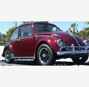 1966 Volkswagen Beetle for sale 101001361