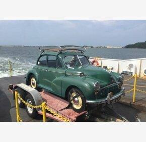 1952 Morris Minor for sale 101001674