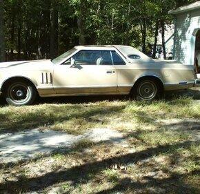 1979 Lincoln Mark V for sale 101001697