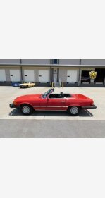 1982 Mercedes-Benz 380SL for sale 101002048