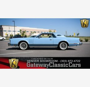 1978 Lincoln Continental for sale 101002328