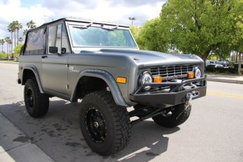 Ford Bronco For Sale Craigslist >> Ford Bronco Classics For Sale Classics On Autotrader