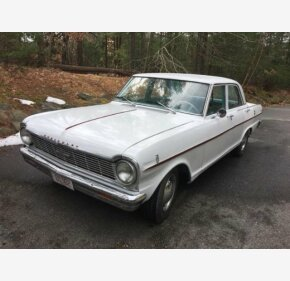 1965 Chevrolet Nova for sale 101002603