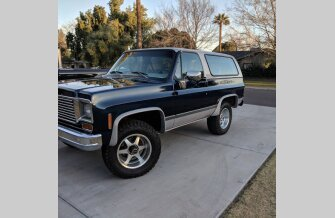 1974 Chevrolet Blazer 4WD 2-Door for sale 101002813