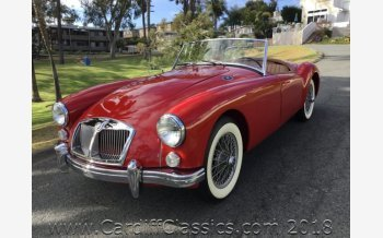 1961 MG MGA for sale 101003053