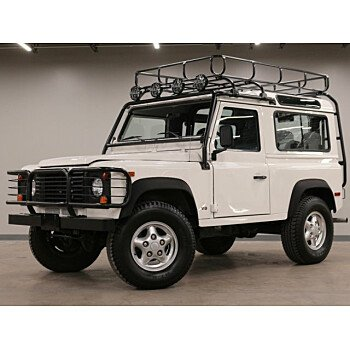 1997 Land Rover Defender 90 for sale 101003578