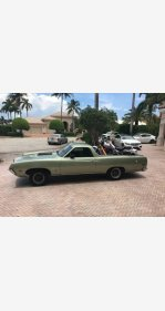 1971 Ford Ranchero for sale 101003950