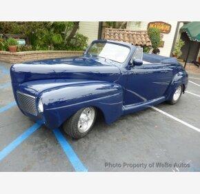 1941 Mercury Other Mercury Models for sale 101004280