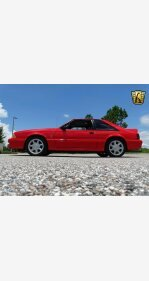 1993 Ford Mustang Cobra Hatchback for sale 101004316