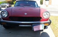 1975 FIAT Spider for sale 101004378