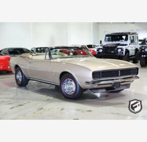 1967 Chevrolet Camaro for sale 101004438