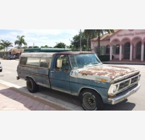 1972 Ford F250 for sale 101004481