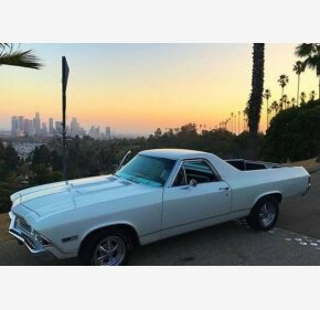 1968 Chevrolet El Camino for sale 101004497