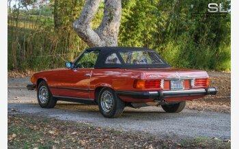 1977 Mercedes-Benz 450SL for sale 101004521