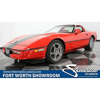 1990 Chevrolet Corvette for sale 101004615