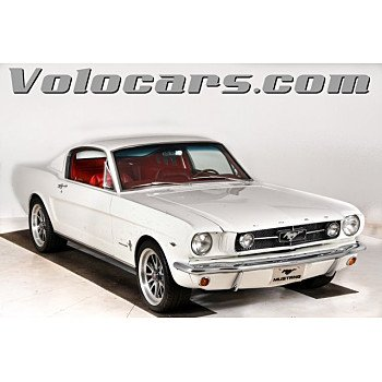 1965 Ford Mustang for sale 101004627