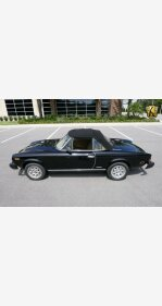 1985 FIAT Pininfarina Spider for sale 101004928