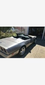 1988 Chevrolet Corvette Convertible for sale 101005333