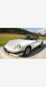 1986 Alfa Romeo Spider for sale 101005387