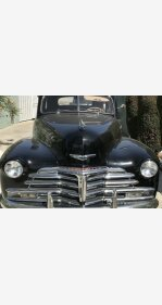 1948 Chevrolet Fleetmaster for sale 101005709