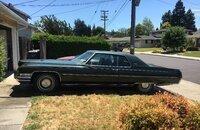 1972 Cadillac De Ville Coupe for sale 101005786