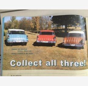 1957 Chevrolet Nomad for sale 101005991