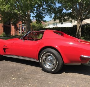 1973 Chevrolet Corvette Coupe for sale 101006219