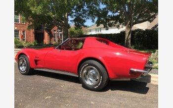1973 Chevrolet Corvette Coupe for sale 101006219