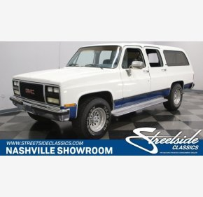 1990 GMC Suburban 2WD 2500 for sale 101006545