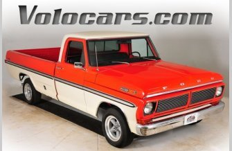 1971 Ford F100 for sale 101006607